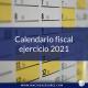 calendario fiscal autónomos 2021